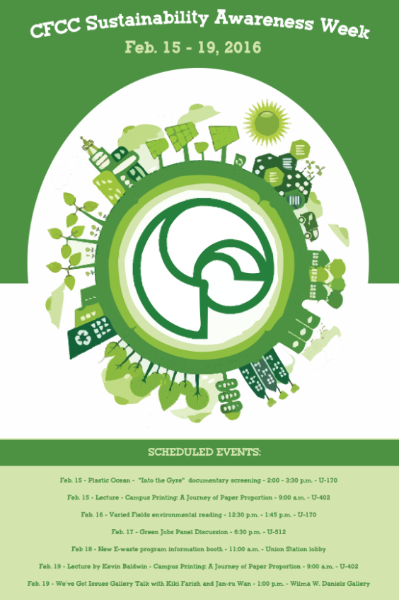 Sustainability Awareness Week Events