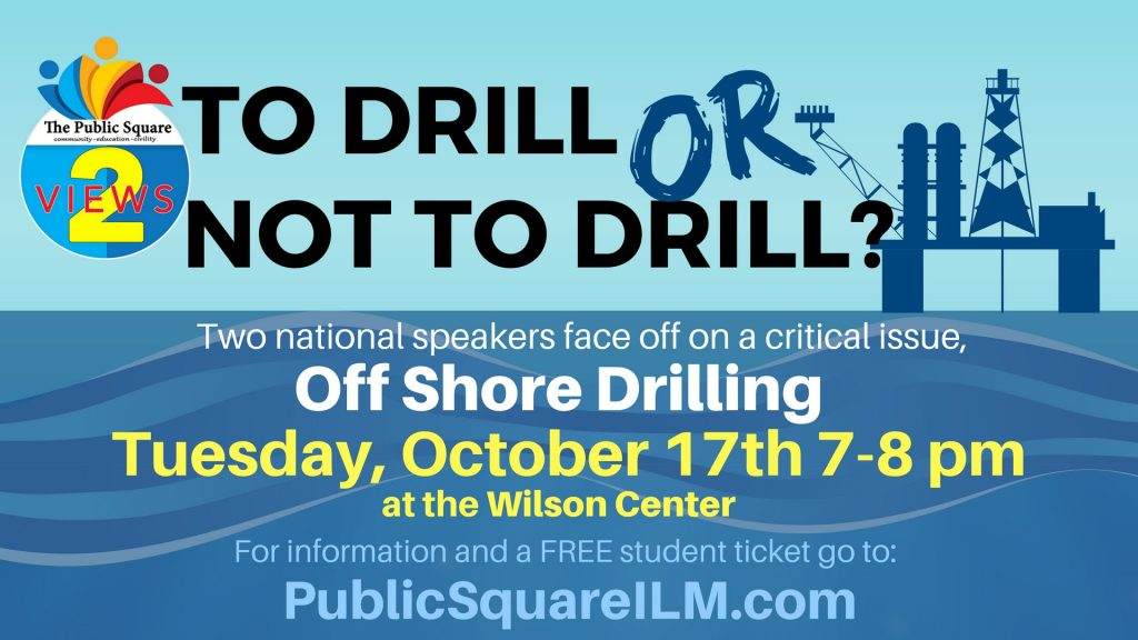 To Drill or Not to Drill? Discussion