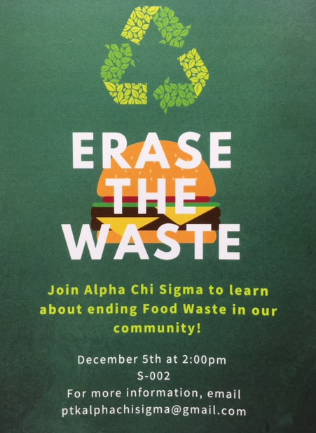 Erase the Waste Discussion