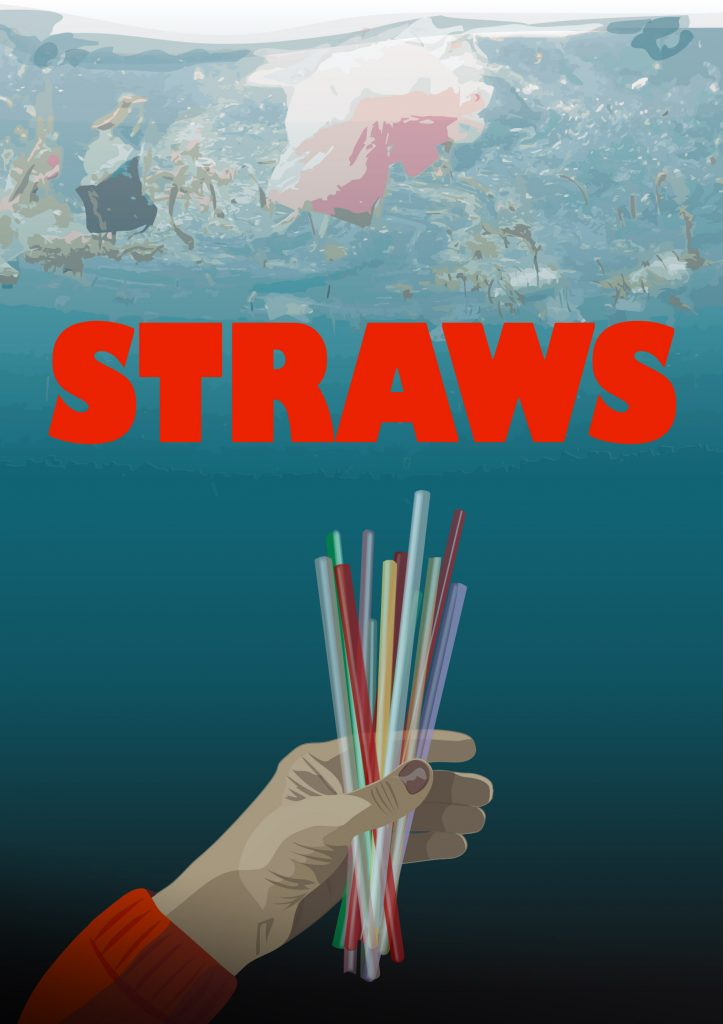 Straws Film Cover Art