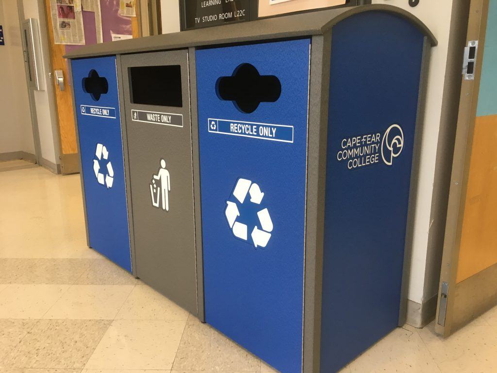 New CFCC Recycling Fixture