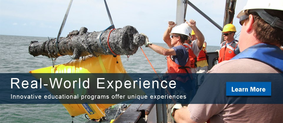 Real World Experience: Innovative educational programs offer unique experiences