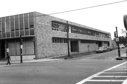 Wilmington Industrial Center in 1959